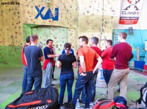 Тренинг для парапланеристов от промышленных альпинистов. Цена на услуги в Харькове
