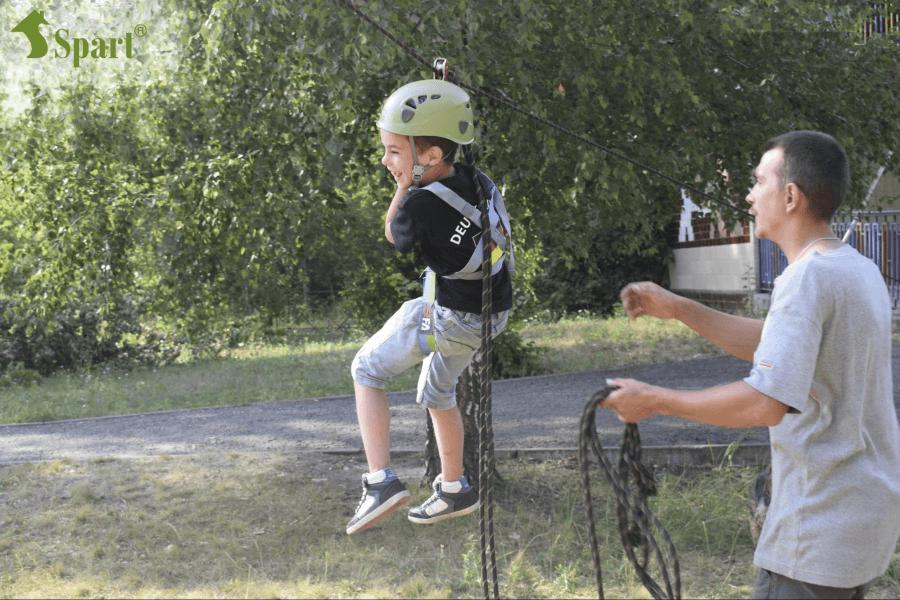 веревочный парк Харькове