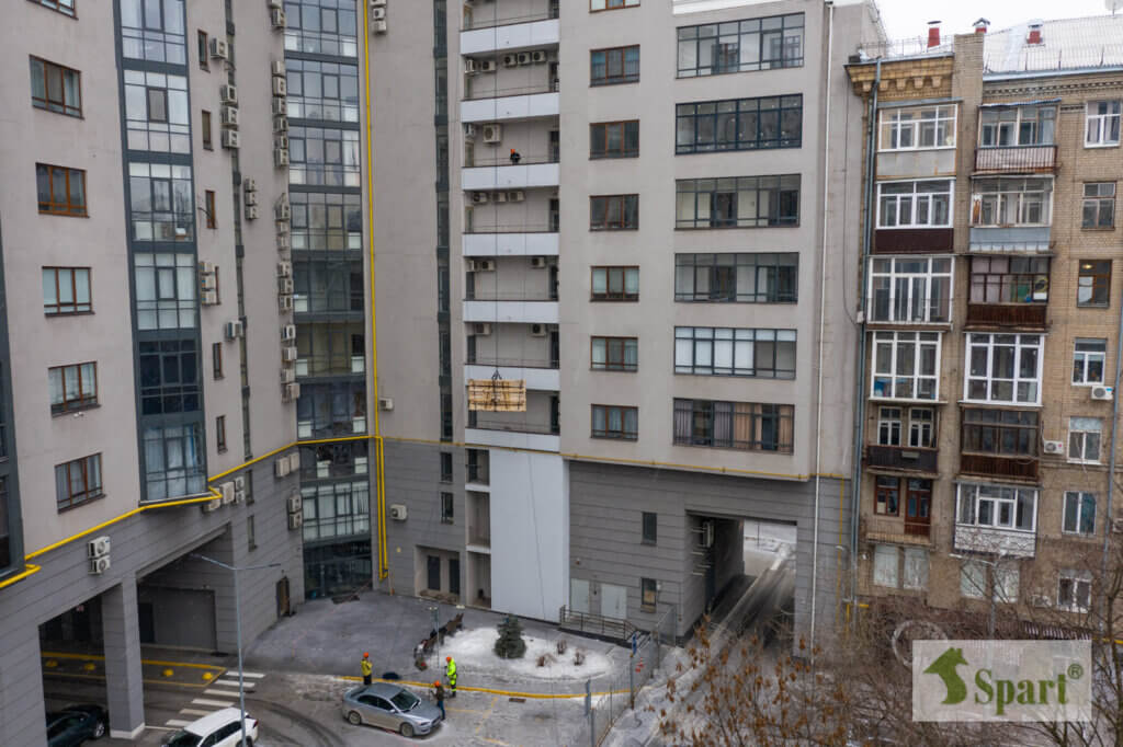 подъем грузов на высоту Харьков